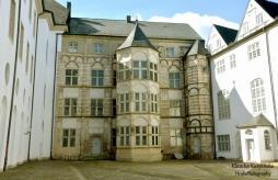 Schloss Gottorf: Schlosshof