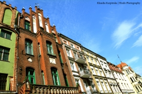 Old Tenements in Toruń