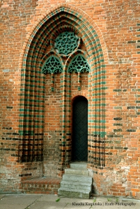The Doors of the Old Town Hall in Szczecin