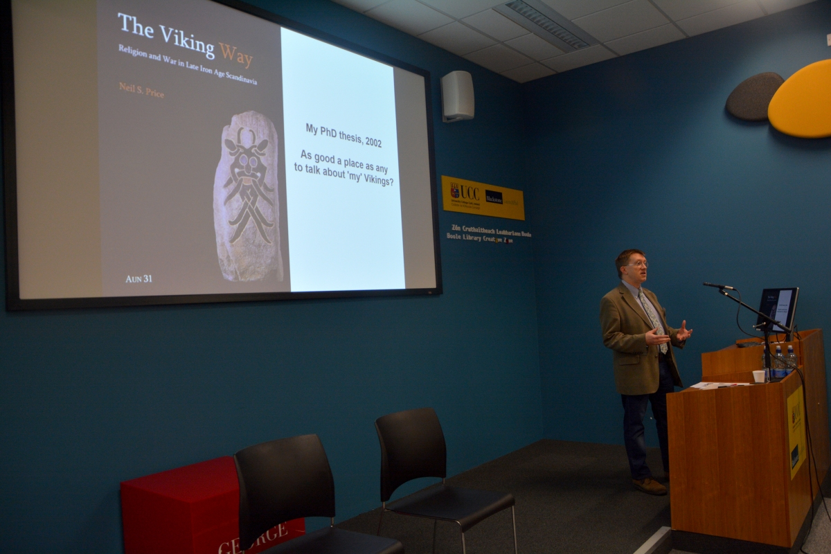 Prof. Neil Price's Lectures on the Viking Age
