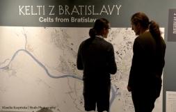 Exhibition - Celts from Bratislava