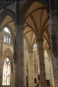 In Cologne Cathedral II