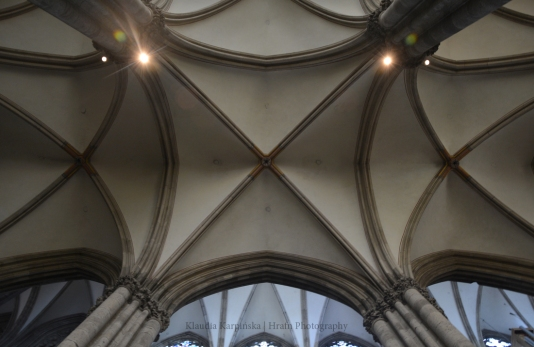 In Cologne Cathedral VII