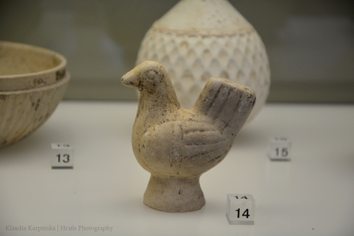 Ancient Bird's figurine