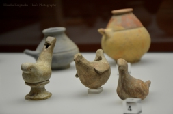 Ancient Bird's figurines