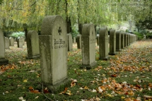 I World War Grave Slabs II
