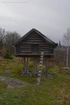 Samisk byggnad