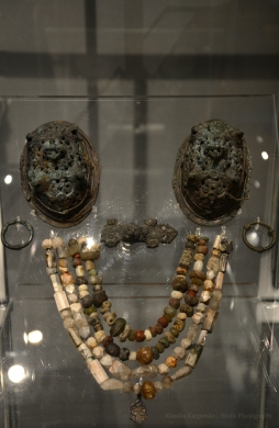 Jewellery from Grave 59:3