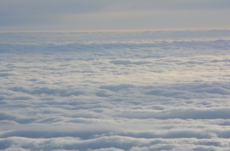 Endless Sea of Clouds IV
