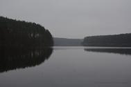 Lake in Węsiory