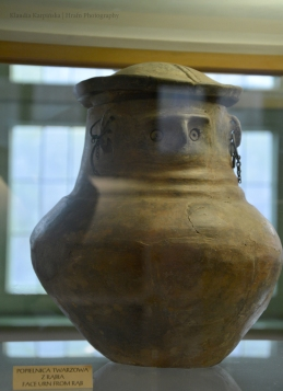 Face Urn from Rąb