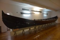 Boat from Gdańsk-Oruń