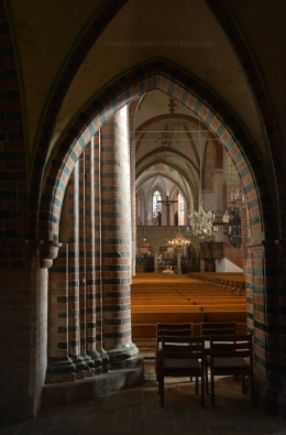 In Schleswig Cathedral
