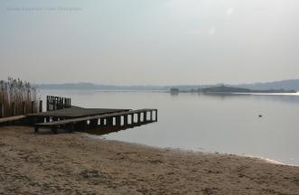 Calm and Silent Coast