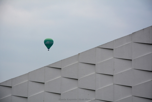 Balloon over Audimax II