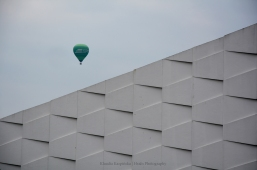 Balloon over Audimax