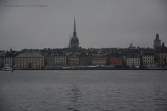 View from Skeppsholmen