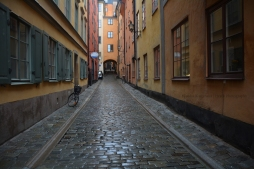 Gamla stan in rainy day (IV)