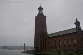 Stockholm City Hall (II)
