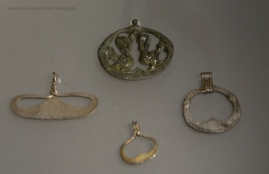 Bronze pendant with depictions of two birds (Söderby)