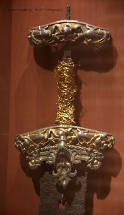 Ornamented sword from Dybäck (Skåne)