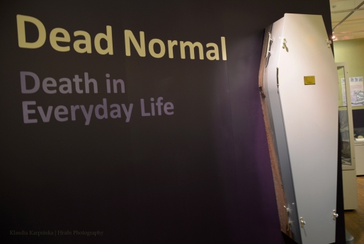 'Dead Normal' exhibition