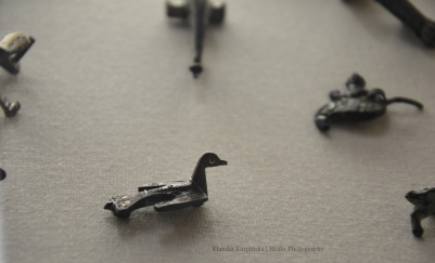 Bird-shaped brooch (II)