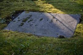 Haakon Shetelig grav (II)
