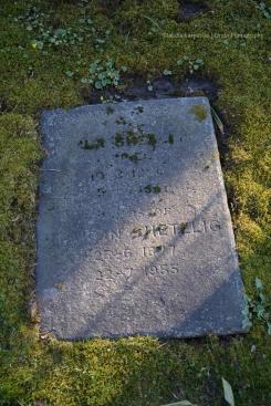 Haakon Shetelig grav (IV)