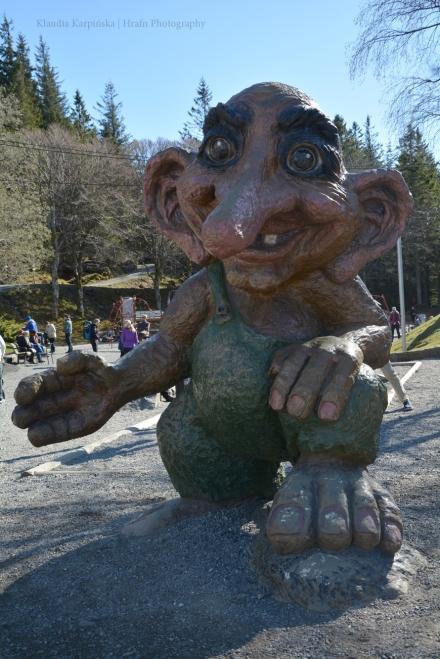 Troll of Fløyen