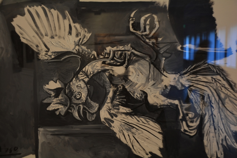 'Dead Cock and Jar' by Pablo Picasso (II)
