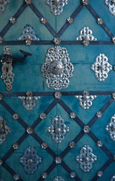 Door of the Dietrichstein tomb