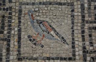 Mosaic from Flavia Solva (III)