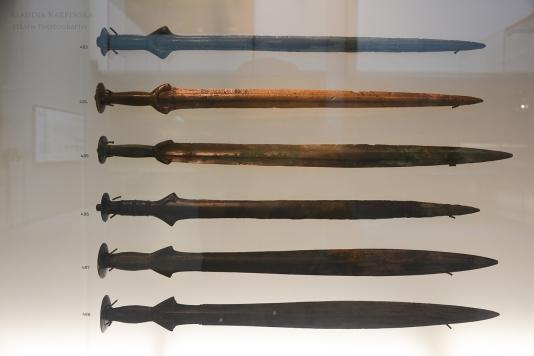 Bronze Age swords