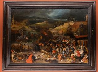 'The Triumph of Death' by Pieter Bruegel the Elder