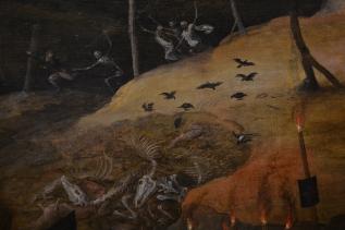 'The Triumph of Death' by Pieter Bruegel the Elder (III)