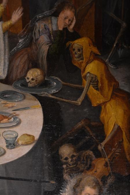 'The Triumph of Death' by Pieter Bruegel the Elder (IV)
