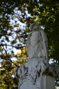 Eduard Albert's grave monument (II)