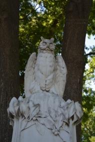 Eduard Albert's grave monument (IV)