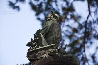 Anton Schrötter von Kristelli's grave monument (III)