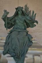 Friedmann family grave monument (II)