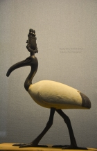 Thoth in a form of ibis