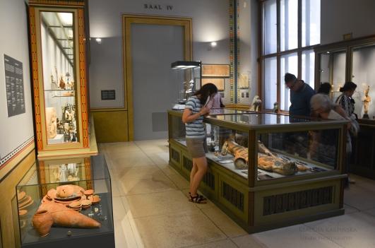 In Kunsthistorisches Museum (II)