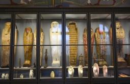 Sarcophagi and Canopic jars