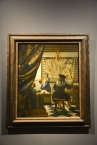 'The Art of Painting' by Johannes Vermeer