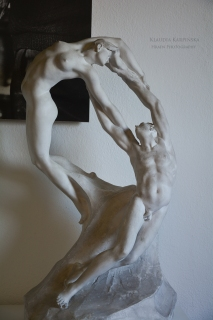 Sculpture by Gustinus Ambrosi