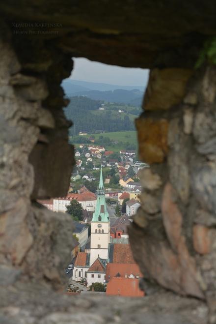 View from Obervoitsberg (II)
