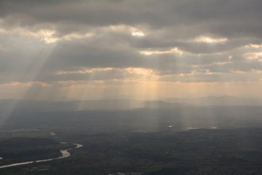 Kraków i lyset